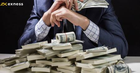 Trader Exness'te Forex Ticaretinden Ne Kadar Para Kazanıyor