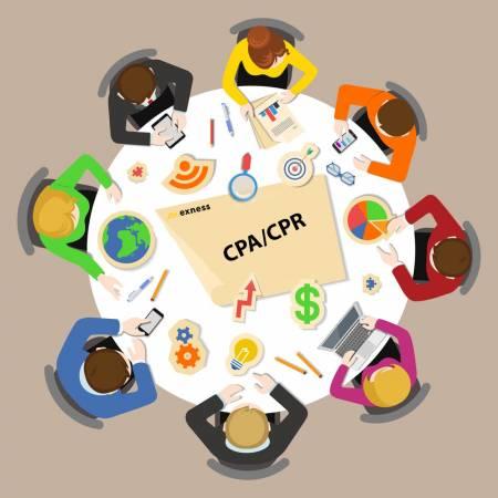 İşlem Başına Maliyet (CPA) - Exness Ortakları için Kayıt Başına Maliyet (CPR) Programı