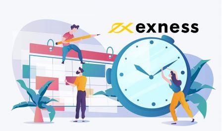 Exness'te Forex Piyasalarında İşlem Yapmak için Günün En İyi Zamanı