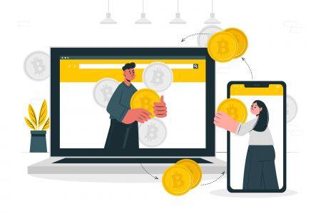 Exness üzerinde Bitcoin kullanarak Para Yatırma ve Çekme