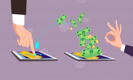 Nijerya'da Çevrimiçi Banka Havalesini kullanarak Exness'te Para Yatırma ve Çekme