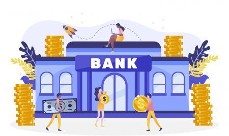 Çevrimdışı Banka Havalesi (Binder) kullanarak Exness'te Para Yatırma ve Para Çekme