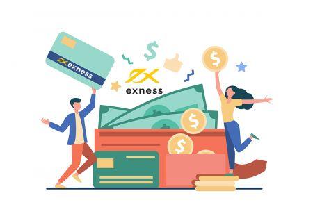Exness'te Nasıl Para Çekilir ve Para Yatırılır