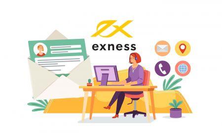 Exness Desteğine Nasıl Ulaşılır?