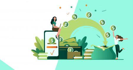 WebMoney kullanarak Exness'te Para Yatırma ve Çekme