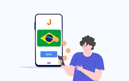 Brezilya'da PIX Kullanarak Exness'te Para Yatırma ve Çekme