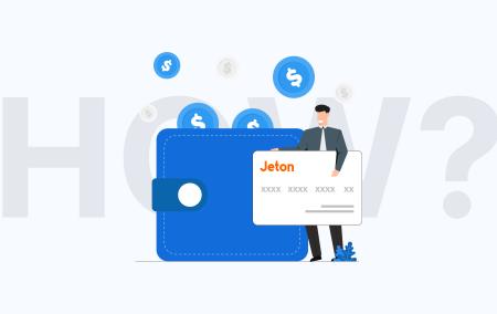 JetonGo kullanarak Exness'te Para Yatırma ve Çekme