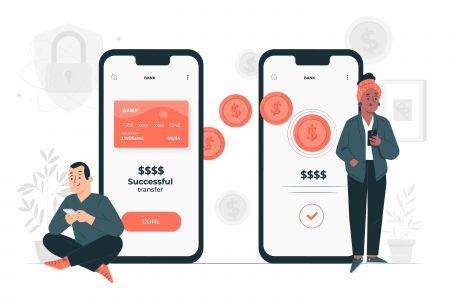 Exness'te Mobil Para ile Para Yatırma ve Çekme