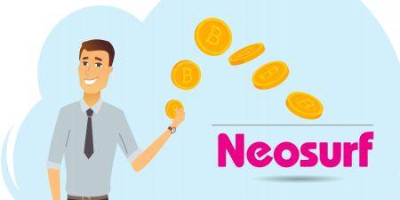 Neosurf kullanarak Exness'te Para Yatırma ve Çekme