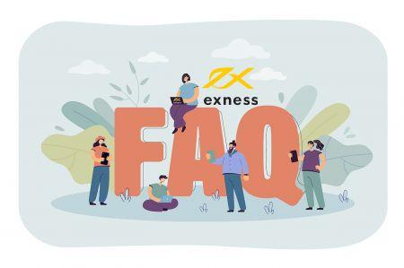 Exness Part 2 Ödeme Sistemleri Sıkça Sorulan Sorular (SSS)