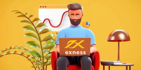 Exness'te İşlem Hesabı Nasıl Açılır