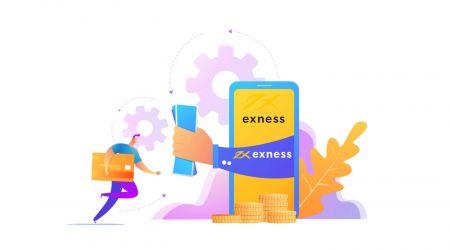 Exness'e Nasıl Giriş Yapılır ve Para Yatırılır