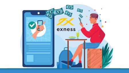 Exness'te Nasıl Kaydolunur ve Para Çekilir