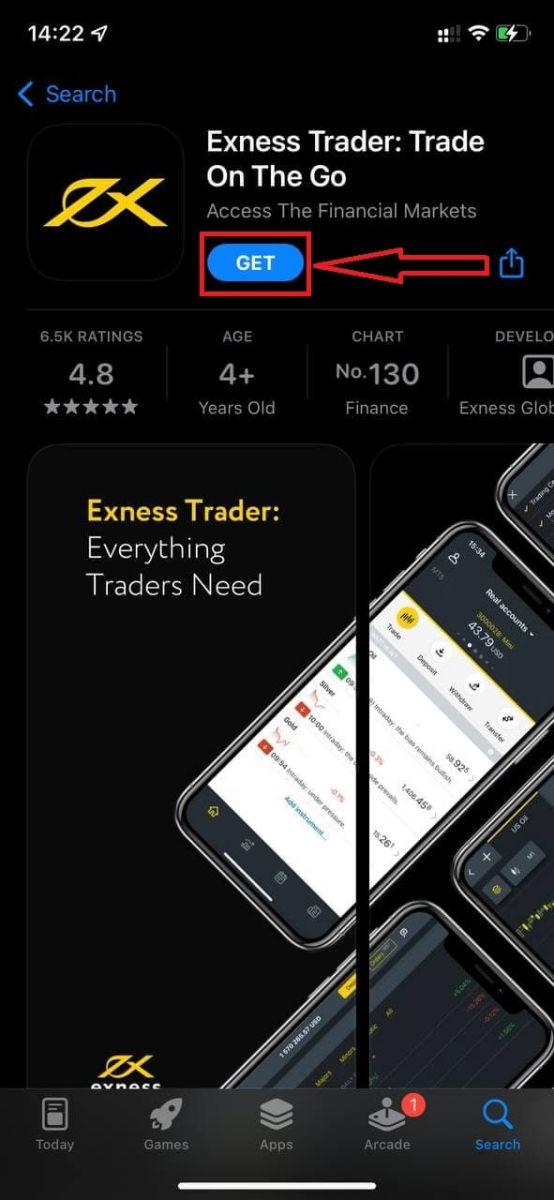 Exness'te Ticaret Hesabı Nasıl Kaydedilir ve Açılır