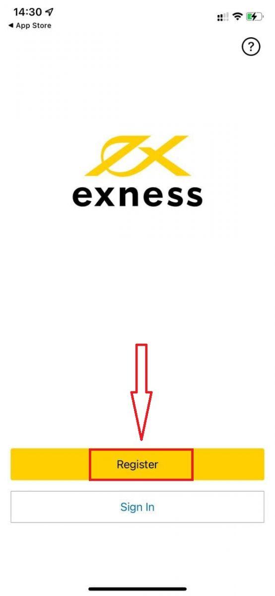 Exness'te Hesap Nasıl Kaydedilir ve Doğrulanır